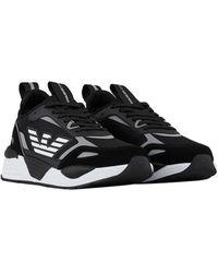 EA7 Sneakers Negro