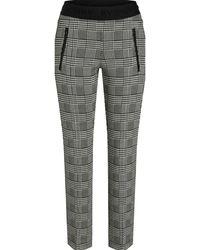 Cambio Trousers - Grau