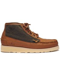 Sebago Seneca Shoes - Marron