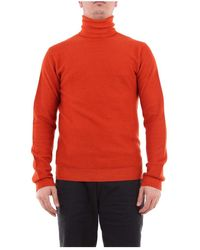 Paolo Pecora - A030f010 High Neck - Lyst