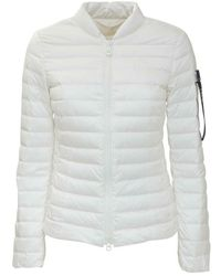 Peuterey Down Jacket With Logo