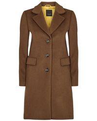 Sand Coat W Britni 2 - Marrone