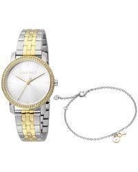 Esprit Es1l183m2085 Valentine Mb Watch - Grijs
