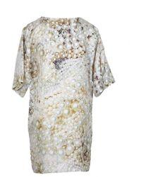 Boutique Moschino Dress Beige - Neutro