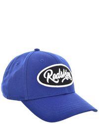 Redskins Casquette logo patché Forever - Bleu