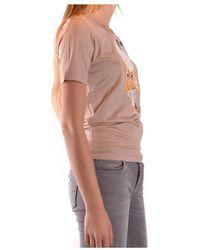 DSquared² T-shirt Beige - Neutro