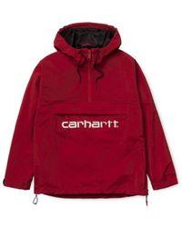 Carhartt WIP - Canguro Script Mujer - Lyst