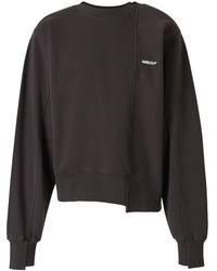 Ambush Embroidered Logo Sweatshirt - Zwart
