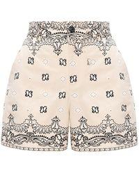 Tory Burch Shorts - Neutre
