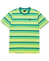 Huf T-shirt - Vert