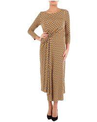 Maliparmi - Jf631070359 Long Dress - Lyst