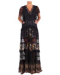 Camilla 911ldsd026c Dress - Zwart