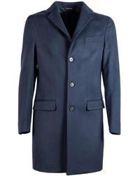 Brian Dales Coat - Blauw