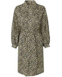 Munthe Salvia dress - Giallo
