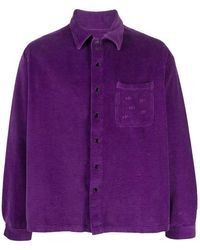 ERL Shirt - Paars