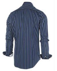 BLUE INDUSTRY Shirt Azul