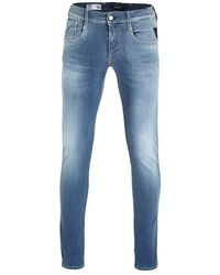 Replay Jeans 661.r14.009 - Blauw