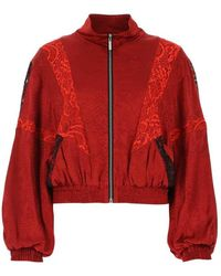 Koche Jacket - Rouge