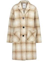 Penn&Ink N.Y Coat W21N1035B-13 - Natur