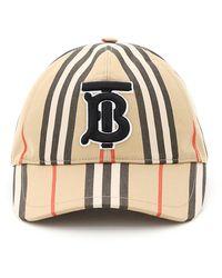 Burberry Cap - Naturel