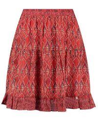 Harper & Yve Fayen Skirt - Rouge