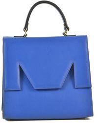 MSGM Handbag - Blauw