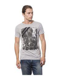Verri Grigio T-shirt - Grau