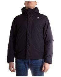 K-Way - Ripstop Marmotta Jacket - Lyst