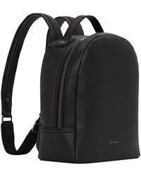 Matt & Nat Olly Dwell Backpack - Zwart