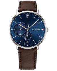 Tommy Hilfiger Watch 1791508 - Blauw