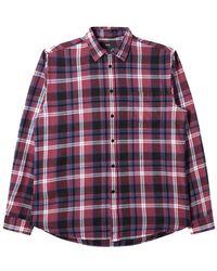Edwin Don Shirt - Rood