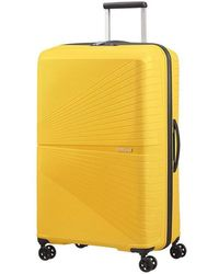 American Tourister Airconic Spinner 67 - Geel