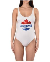 DSquared² Swimsuit - Wit