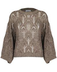 Brunello Cucinelli Sweater - Bruin