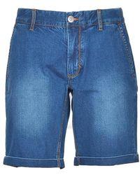 Sun68 Shorts - Blauw