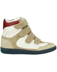 Isabel Marant Sneakers Camoscio - Naturel