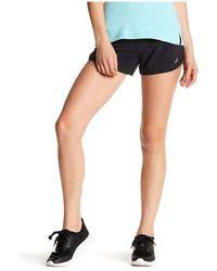 Fila Athletic Pull-on Stretch Shorts - Zwart