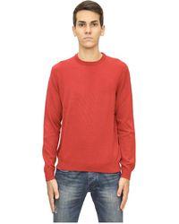 Emporio Armani Sweater - Rood
