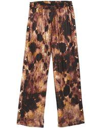 Garçons Infideles Multicolor Tie Dye Chris Pants - Oranje