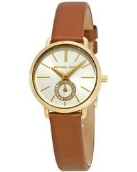 Michael Kors Watch - Metallic