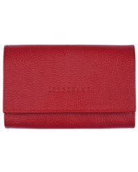 Longchamp Wallet 3597921827245 - Rood