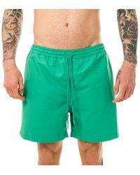 Carhartt WIP Swiming Trunks - Groen