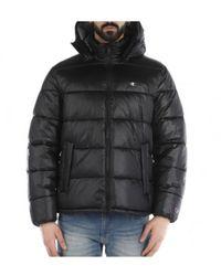 Champion Hooded Jacket - Zwart
