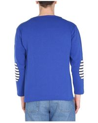 Saint James Guildo U Coud T-Shirt Azul