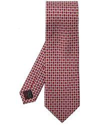 Ferragamo Tie - Rood