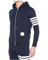 Tagliatore Zipped hoodie Azul