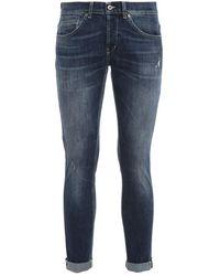 Dondup George Jeans Pants - Blauw
