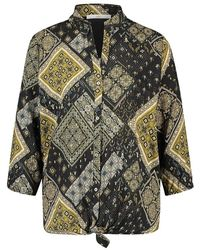 Aaiko - Graphic Blouse - Lyst