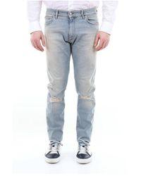 Kiton - Skinny Jeans - Lyst