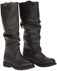 Bikkembergs Flat Shoes - Zwart